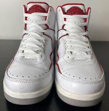 2014 Nike air Jordan 2 II retro 385475-102 men's Chicago home sneakers size 8.5