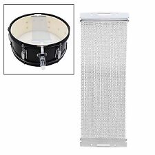 """40 Strand Coiled Snare Wire For 14"""" Snare Drum Cajons Silver Color"""