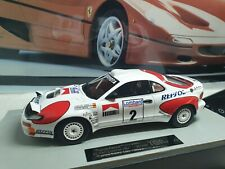 TOP MARQUES / RAC RALLY '93 - TOYOTA CELICA  - 1:18 SCALE RESIN MODEL - TOP034B