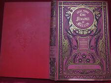 CINQ SEMAINES EN BALLON - Jules VERNE - HACHETTE - Collection HETZEL - 1931