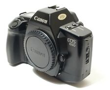 Canon EOS 650 35mm Film Camera + Handbook | C1989 | Very Clean Condition.