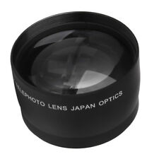 52mm 2x Telephoto Lens Teleconverter for Nikon D800 D3200 D3100 D300 D300S