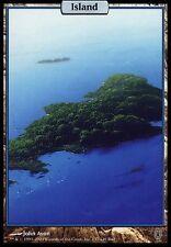 TEXTLESS FULL ART Isola - Island MTG MAGIC Unhinged English NM