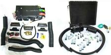 Gearhead Mini AC Heat Defrost Air Conditioning Kit + Fittings Compressor Hoses