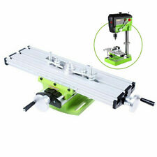 Multi Function Table Compound Worktable Milling Machine Drill Slide Bench