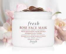 Fresh Rose Face Mask 3.3oz Full Size New In Box