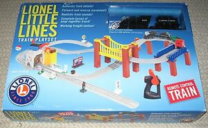 Lionel new 7-11163 Lionel Little Lines train playset powered * Imagineering