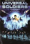 Universal Soldiers (DVD, 2007) NEW
