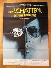 Schatten der uns verfolgte (Kinoplakat '77) - Jean-Louis Trintignant