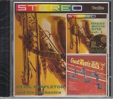 CYRIL STAPLETON – Great Movie Hits Volumes 1 & 2 (Vocalion CDLK 4383, UK 2009)