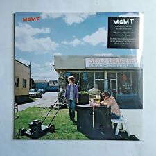 MGMT - MGMT * VINYL LP * INC DOWNLOAD + THE OPTIMIZER * MINT * FREE P&P UK * NEW