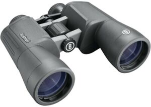 Bushnell Powerview 2 20x50mm Porro Prism Binoculars, Black - PWV2050