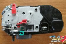 2002-2010 Dodge Ram Right Rear Passenger Door Latch With Power Features Mopar