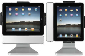 SMK-Link PadDock 10 Stand iPad 2 30-pin Interface USB with speakers rotates 360