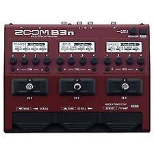 Zoom B3n - Pedaliera Multieffetto per basso