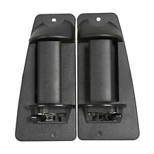 Extended Cab Pair Rear Outside Door Handle for Chevrolet Silverado & GMC Sierra