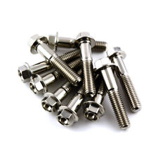 Kawasaki  ZX6R 13+ Stainless Steel Hex Front Fork Pinch Bolts