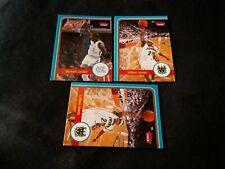 Michael Jordan/ Lebron James 12/13 Fleer Retro 3 Card Lot