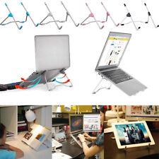 """10-17"""" Adjustable Laptop Tablet PC iPad Notebook Desk Cooler Stand Holder Riser"""