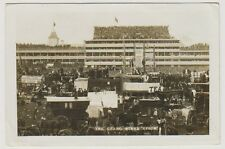Surrey postcard - The Grand Stand, Epsom - RP