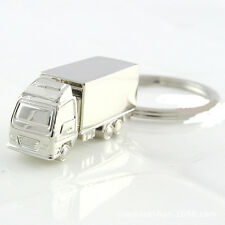 Keychain creative gift car truck accessories solid truck key ring 1 pc # 2