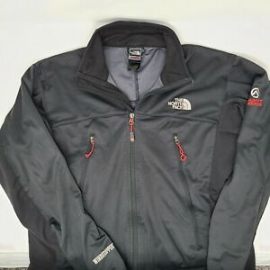 The North Face Summit Series Windstopper Soft Shell Jacket Size Medium Mens TNF