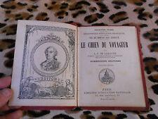 LE CHIEN DU VOYAGEUR - A.-P. de Lamarche - Librairie d'éducation nationale