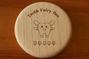 Children's Tooth Fairy Box