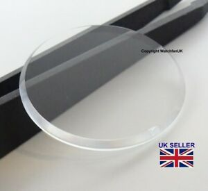 FLAT Crystal Fits Seiko 7009-3040 7S26-0480  SNXS77 Replaces 310W17GN00 #54
