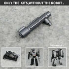 New Tank Barrel Enlarged Weapon Upgrade Kit For Kingdom Core-class Megatron