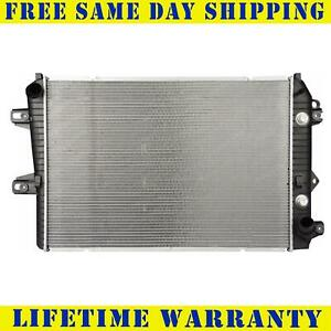 Radiator For GMC Chevrolet Fits Sierra 2500 HD Silverado 2500 HD 6.6l V8 2857