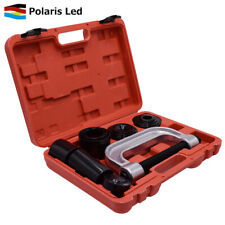 Heavy Duty Ball Joint Press & U Joint Removal Tool Kit 2WD 4WD 4x4 Adapters