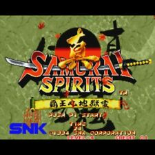 Arcade, Jukeboxes & Pinball 1994 Neo Geo Mvs Samurai Shodown Ii Artworks Arcade Gaming