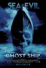 GHOST SHIP MOVIE POSTER 2 Sided ORIGINAL 27x40 JULIANNA MARGULIES GABRIEL BYRNE