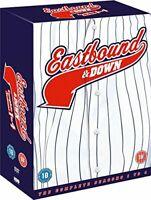 Eastbound and Down - Season 1-4 [DVD] [2014][Region 2]