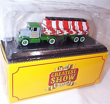 Greatest Show on Earth Scammell Handyman & Load Billy Smarts Circus New in Box