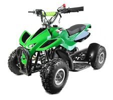 MINI PETROL QUAD ATV 49 cc 2T JUNIOR ALUMINIUM RIMS 4' AUTOMATIC GEAR BOX 2T