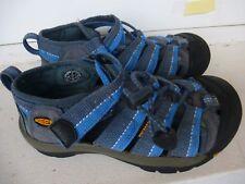 KEEN Jungen Sandalen Trekking Sandalen Schuhe Gr. 33 Blau
