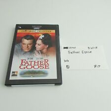 Artisan DVD Cary Grant Collection- brand new Father Goose DVD- Leslie Caron 0925