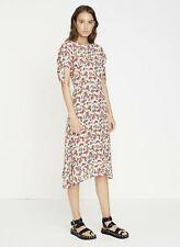 Faithfull The Brand Emilia Midi Dress Lumina Floral Print