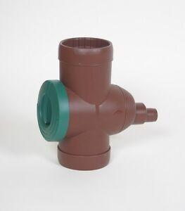 Technik Rainwater Filter Collector - Irrigation - 4 Colours - Filter Debris