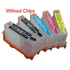 HP862 HP564 HP178 HP364 HP 862 564 178 364 refillable ink cartridge 5pcs Empty