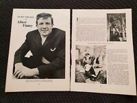 Albert Finney - Vintage Hollywood - 1962 Book Print