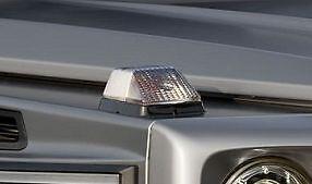 Mercedes-Benz G55 G500 G550 Genuine Front Clear Turn Signal Light G-Class NEW