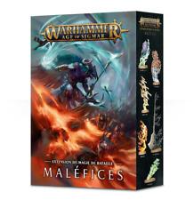 Ext. de Magie de Bataille Maléfices VF Warhammer Age of Sigmar Games Workshop