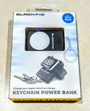 Blackfin Keychain Power Bank for APPLE Watch Portable Charger 1000mAh *Brand NEW