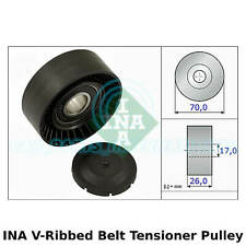INA V-Ribbed Belt Tensioner Pulley - Width: 26mm - 531 0891 10 - OE Quality