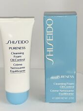 SHISEIDO PURENESS Cleansing Foam Oil Control for Oily Blemish skin