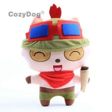 League of Legends Teemo Plush Toy Soft Stuffed Animals Doll Children Xmas Gift