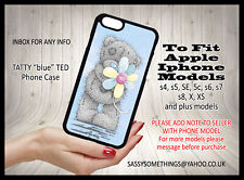 Tatty Teddy Me to You Bear Blue Ted Phone Case Cover Samsung Galaxy and IPhone